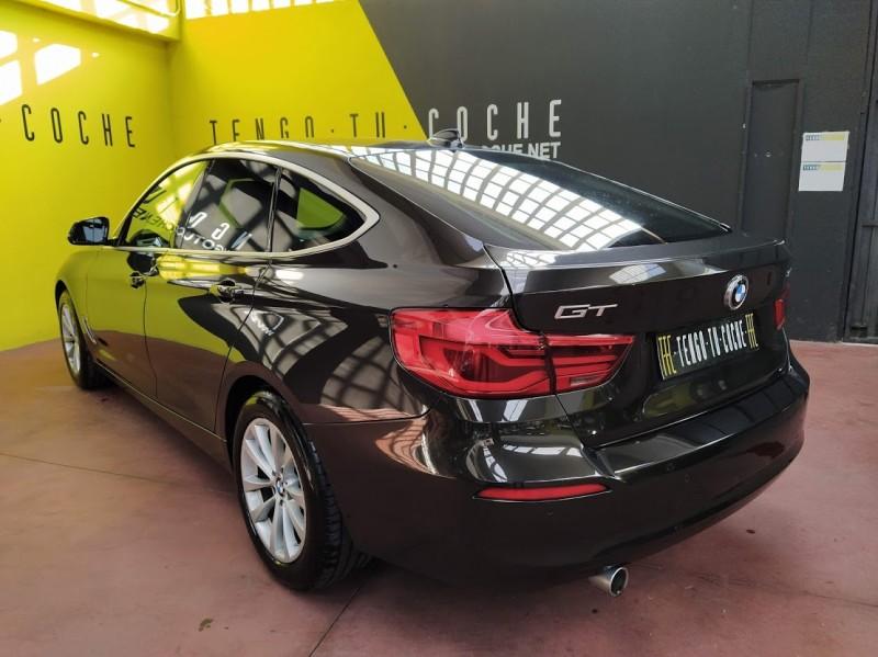 BMW 318D Gran Turismo LED
