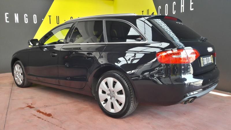 AUDI A4 177CV AUTOMATICO TECHO SOLAR PANORAMICO