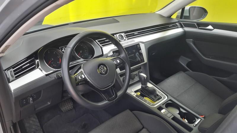 VOLKSWAGEN PASSAT 1.6TDI 120CV CAMBIO AUTOMATICO.