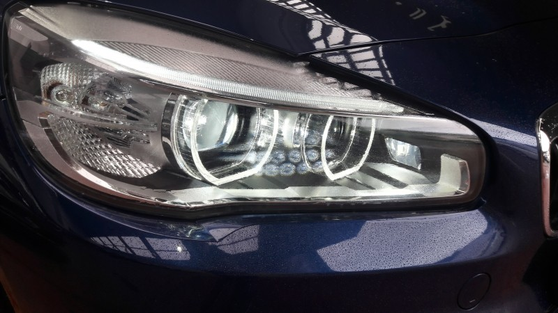 BMW SERIE 2 ATIVE TOURER 220D. LUCES LED. TECHO SOLAR