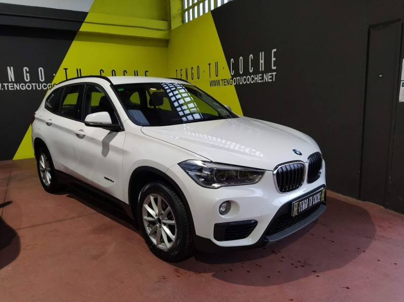 BMW X1 XDRIVE 18D 150CV CAMBIO AUTOMÁTICO