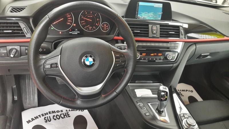 BMW 420d, 190 CV, 8 V AUTOMATICO.