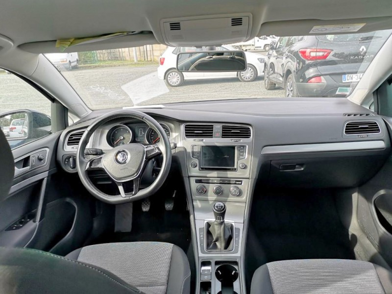 VOLKSWAGEN Volkswagen golf VII 1.6TDI 110cv BMT