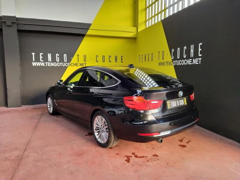 BMW 320 GRAN TURISMO 163CV TECHO PANORAMICO. NAVEGADOR
