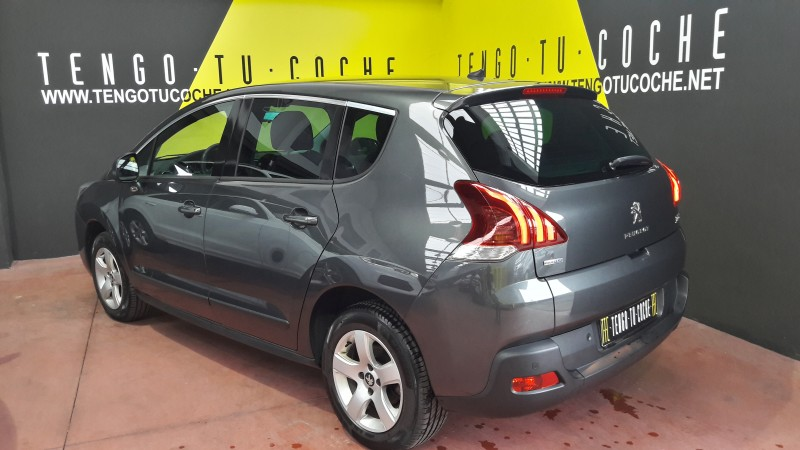 PEUGEOT 3008 1.6HDI 120CV CAMBIO AUTOMATICO