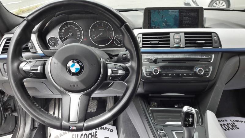BMW 330da 258Cv Cambio automatico de 8V