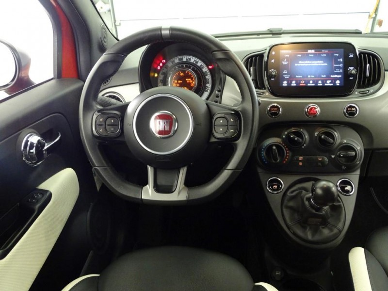 FIAT 500C Twinair Turbo 105Cv Descapotable.
