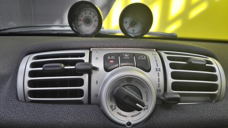 SMART 71 Cv de Gasolina, Cambio Automático,