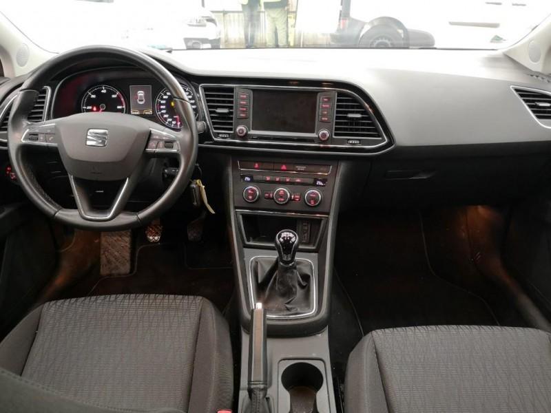 SEAT LEON STYLE 1.6 TDI 110Cv. LED. CLIMA.