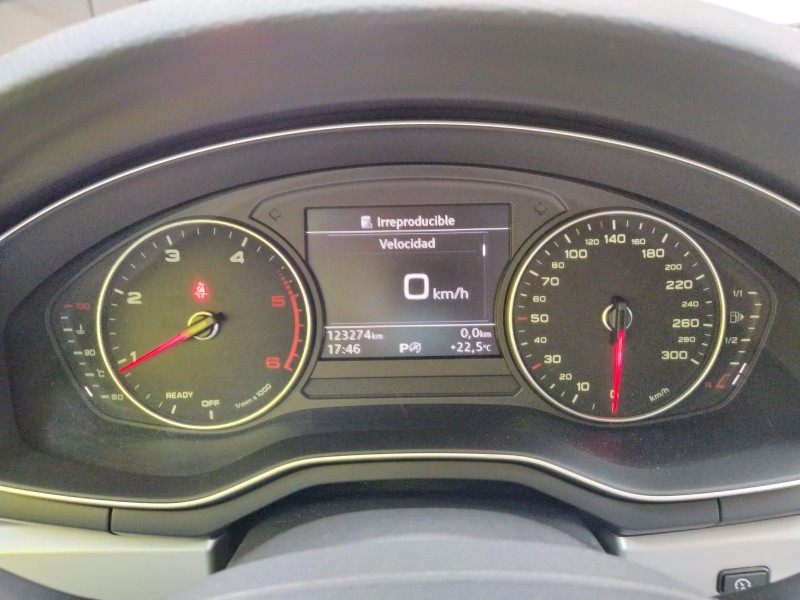 AUDI A4 AVANT 2.0TDI ULTRA  150CV S-TRONIC.