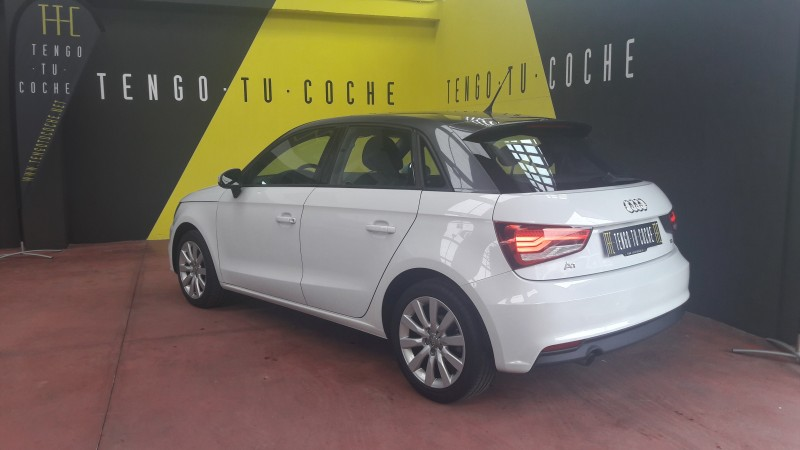 AUDI A1 Sportback Attraction 1,6TDI 116CV