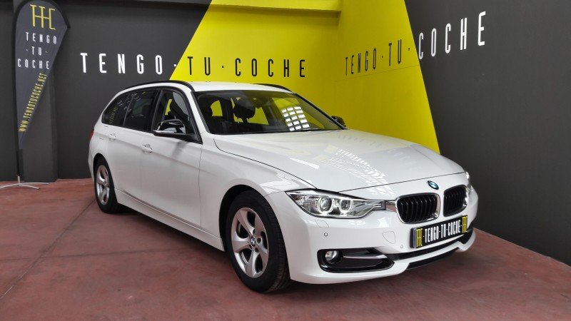 BMW 320D Efficientdynamics 5p