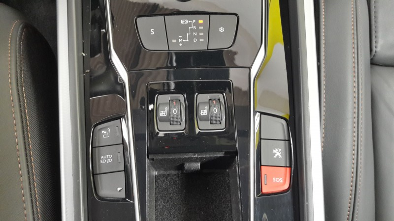 PEUGEOT 508 SW RXH 2.0 HDI 180CV. TECHO PANORÁMICO.