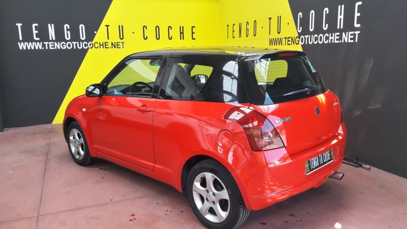 SUZUKI SWIFT 92CV AIRE ACONDICIONADO