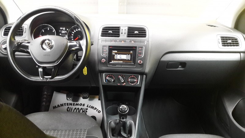 VOLKSWAGEN POLO 1.4 TDI ADVANCE BMT 75CV