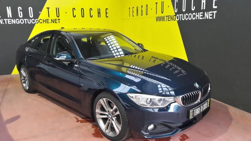 BMW 420D GRAN COUPE 163CV AUNTOMATICO.XENON.