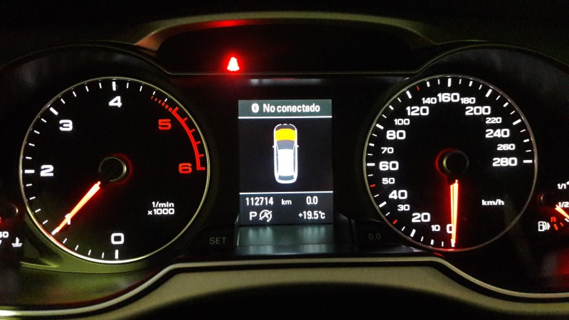 AUDI A4  AVANT MULTITRONIC. CLIMATIZADOR.