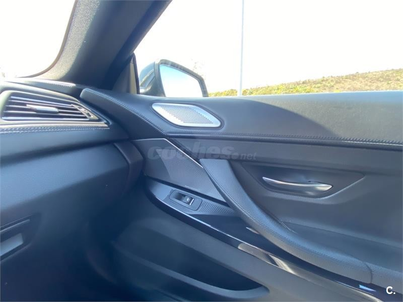 BMW Serie 6, 640d Coupé, 313CV. Automático.