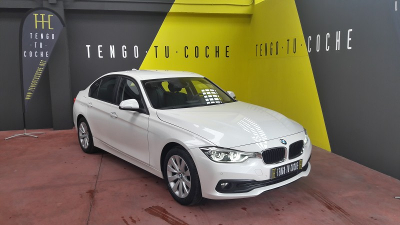 BMW 320D 190 CV, AUTOMATICO 8 VELOCIDADES.