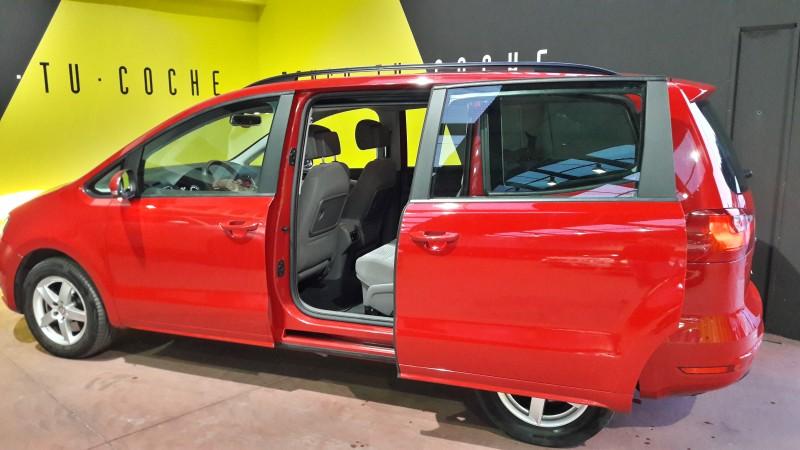 SEAT ALHAMBRA 177Cv Cambio DSG Clima Trizona
