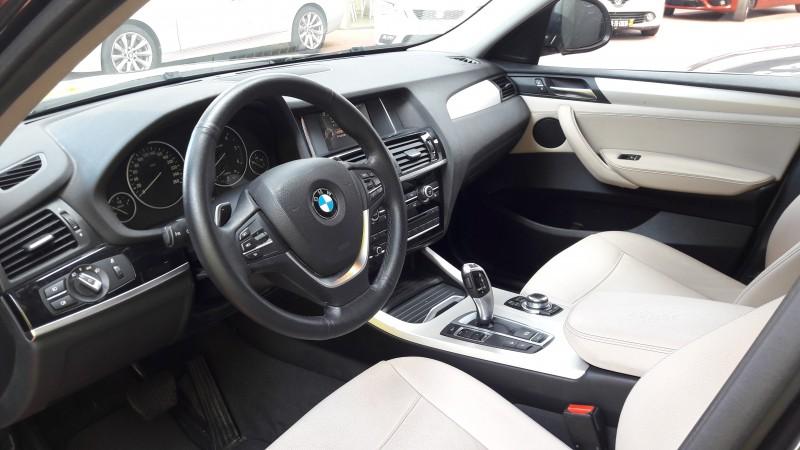 BMW X4 XDRIVE 20D 184CV CAMBIO AUTOMÁTICO