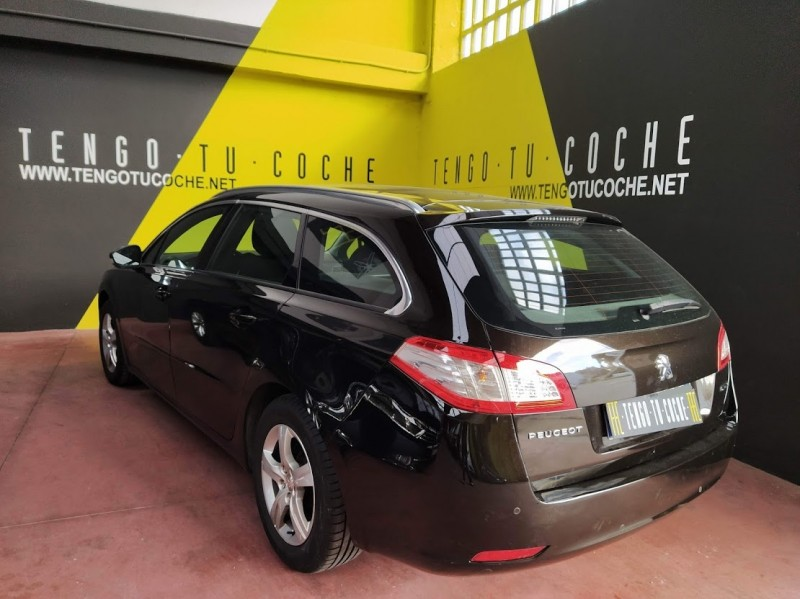 PEUGEOT 508 SW ACTIVE BUSINESS TECHO PANORÁMICO
