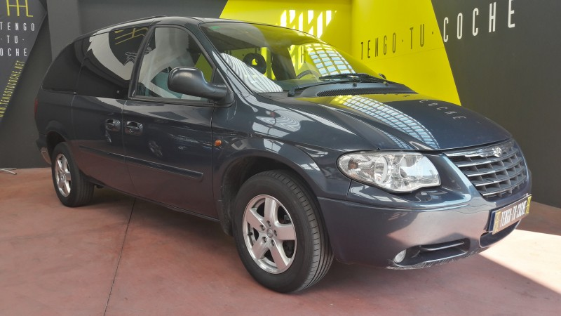 CHRYSLER GRAND VOYAGER 150CV AUTOMATICO