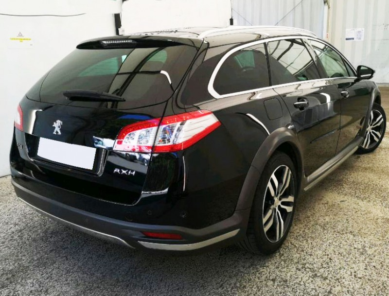 PEUGEOT 508 SW RXH 2.0 HDI 180CV. TECHO PANORÁMICO.