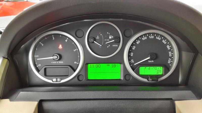 LAND ROVER RANGE ROVER SPORT TD V8