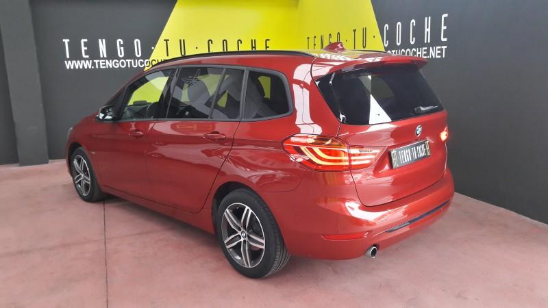 BMW Serie 2 Gran Tourer 218d 5p Sport 150Cv