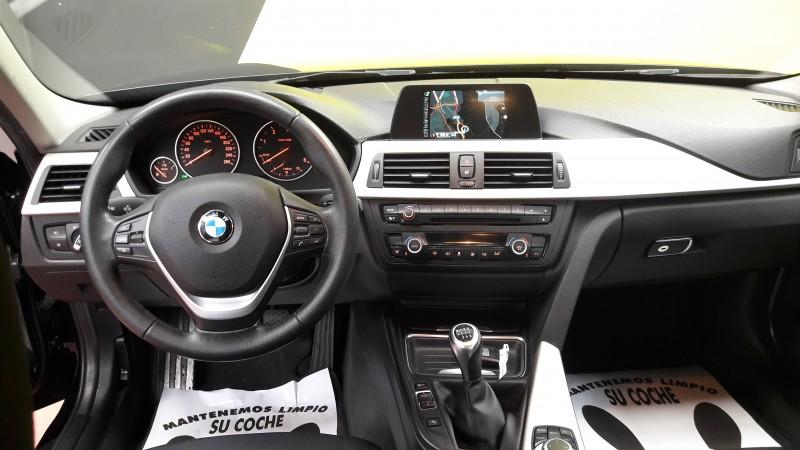 BMW 318D, 6 VELOCIDADES, 143 CV.