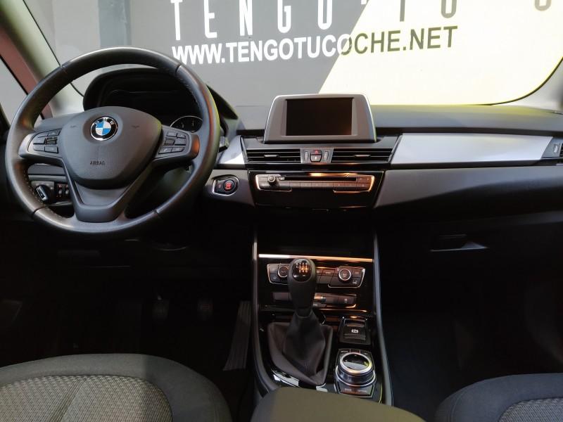 BMW 216 SERIE 2 GRAN TOURER BUSINESS 7PLAZAS.