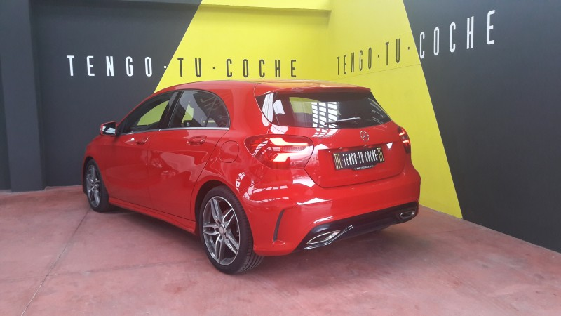 MERCEDES-BENZ CLASE A   200 CDI AMG INT.& EXT. 136 CV, FULL