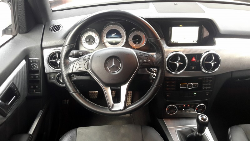 MERCEDES-BENZ GLK 200 CDI 143 Cv BLUE EFFICIENCY NAVEGADOR